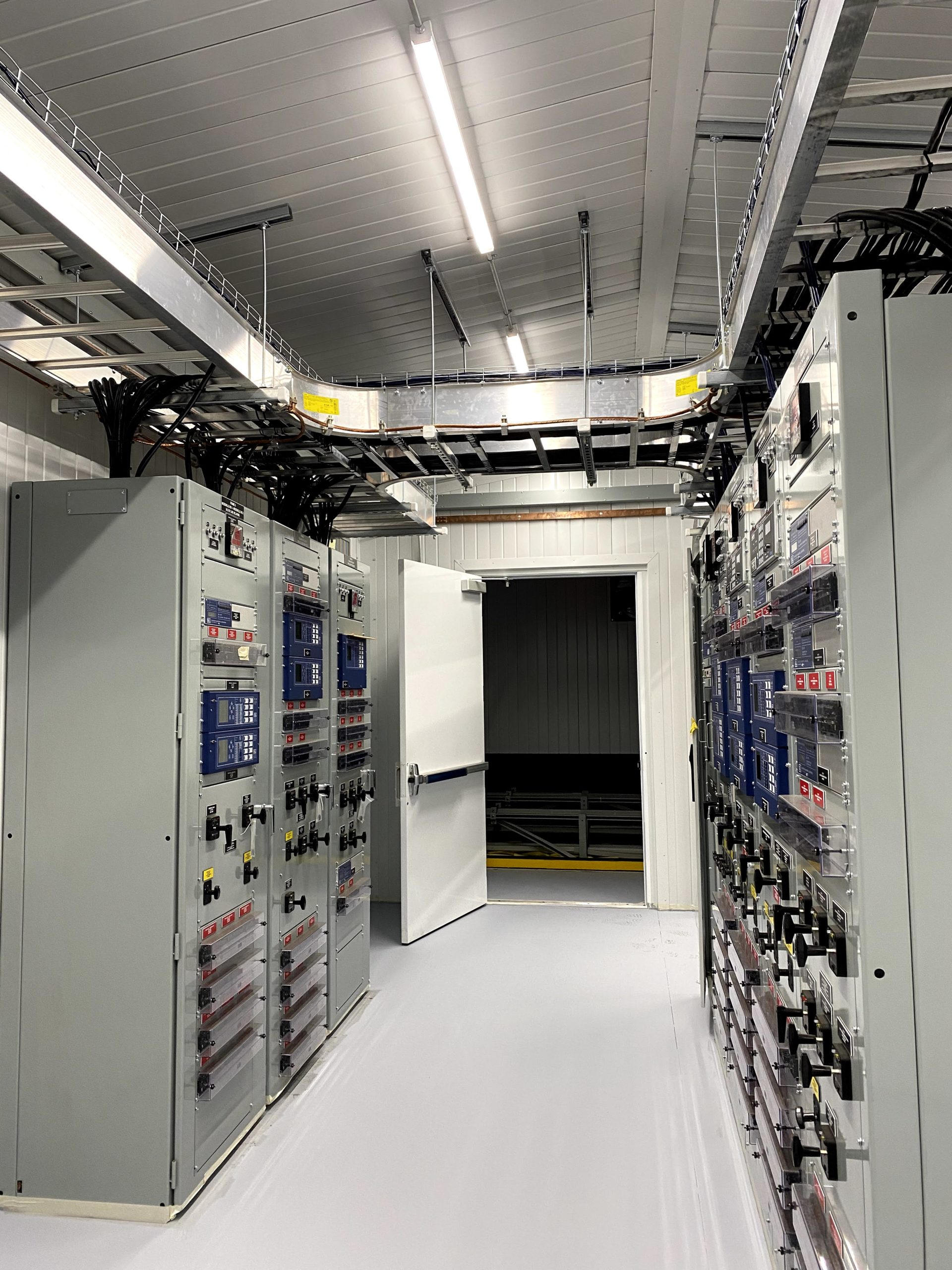 Power Relay Panels