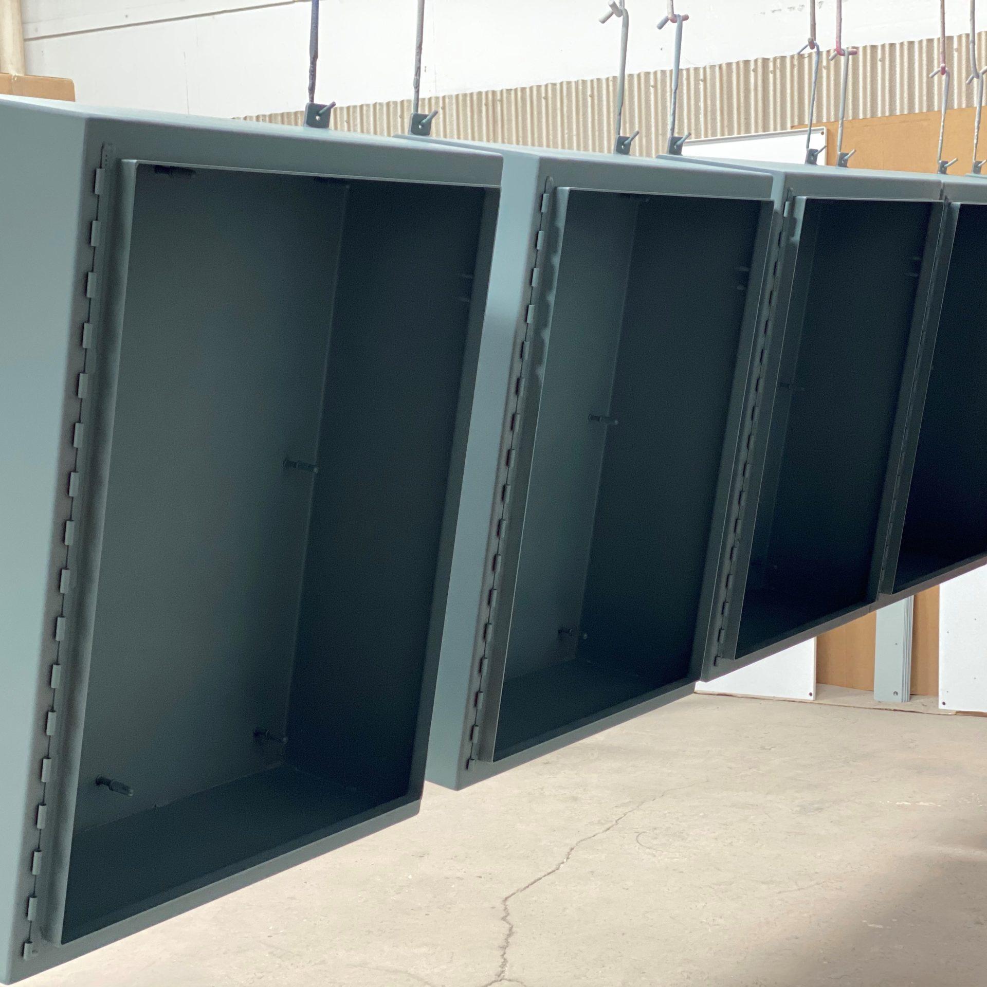 Custom Fabricated Enclosure